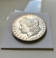 1895 S MORGAN SILVER DOLLAR AU55/58  KEY DATE ONLY 400,00 MINTED MAKE OFFER