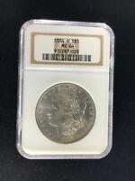1884 O $1 NGC MINT STATE 64 MINT STATE, BU, UNCIRCULATED MORGAN SILVER DOLLAR