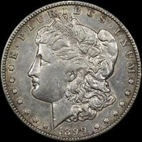 1899-O MORGAN $1 VAM 6 MICRO O REVERSE - NEW ORLEANS MINT - POLISHED? TOP 100