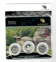 2016   SHAWNEE NATIONAL FOREST AMERICA THE BEAUTIFUL QUARTER