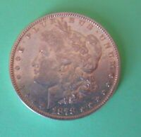 MORGAN 1876 SILVER DOLLAR