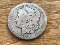 1903-S MORGAN SILVER DOLLAR  DATE  @@@ MUST SEE @@@ LOT M1603