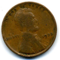 1925 P WHEAT CENT 1 CENT KEY DATE US CIRCULATED ONE LINCOLN  CENT COIN674