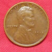 1918-P LINCOLN WHEAT CENT MAKE US AN OFFER  GD 153