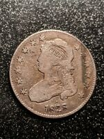 1828 CAPPED BUST QUARTER 25 CENTS   LARGE SIZE KEY DATE 102