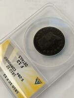 ANACS 1810 S284 F12 CLASSIC HEAD LARGE CENT, ONE COIN FROM RETIRED COIN DEALER