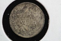 1852 3 CENT SILVER TRIME 01B6