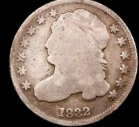 1832 CAPPED BUST DIME- BETTER DATE