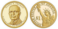 2015 S GEM PROOF HARRY S TRUMAN PRESIDENTIAL DOLLAR UNCIRCULATED COIN PF