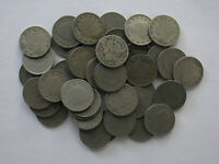 40 ROLL LIBERTY V NICKELS; GOOD OR BETTER