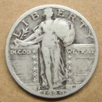 1929-S STANDING LIBERTY QUARTER TAKE A LOOK