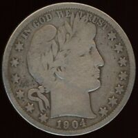 1904 S BARBER 50 CENTS
