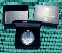 2004-W PROOF SILVER EAGLE - IN BOXES FROM THE U.S. MINT