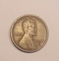 1917 D LINCOLN WHEAT CENT . COMBINE SHIPPING. LOT 189