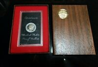 1971 EISENHOWER UNITED STATES PROOF DOLLAR IN CAPSULE/BOX  CONDITION