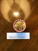 2011 RUTHERFORD B HAYES PRESIDENTIAL DOLLAR COIN - P - BANK WRAPPED