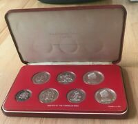 1983 CARIBBEAN COLLECTOR PROOF SET   SOME ONLY 400 MINTED    NIB