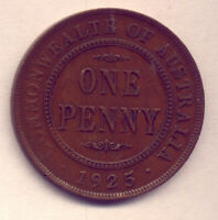 1925 SARCE PENNY : WELL ABOVE AVERAGE  CONDITION  NO  RESERV