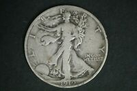 1919 WALKING LIBERTY HALF DOLLAR - KEY DATE - M-988