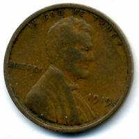 1919 P WHEAT CENT KEY DATE US CIRCULATED ONE LINCOLN  1 CENT U.S.A COIN626