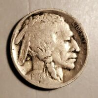 1916-S BUFFALO NICKEL - EARLY DATE AT A BARGAIN PRICE