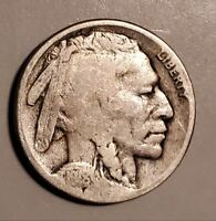 1918-S BUFFALO NICKEL - LOW GRADE BUT A CLEAR DATE AND BARGAIN PRICE