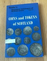 SEABY'S COINS AND TOKENS OF SCOTLAND   PRINTED 1972