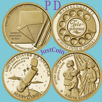 2020 P&D INNOVATION DOLLARS SUBSCRIPTION CT MA MD SC EIGHT DOLLARS TOTAL PRESALE
