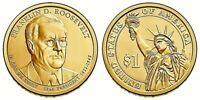 2014-S  PRESIDENT F.D. ROOSEVELT DOLLAR FROM PROOF SET WOW  I-3-20