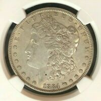 1884 NGC GENUINE VAM 3 MORGAN SILVER DOLLARGREAT NORTHWEST COLLECTION