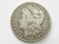 1901-O MORGAN SILVER DOLLAR - 6364-1