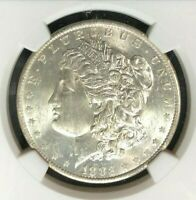 1883 O/O VAM 4 NGC MINT STATE 63 MORGAN SILVER DOLLAR-GENE L.HENRY LEGACY COLLECTION093