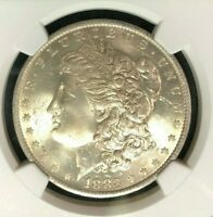 1883 O/O VAM 4 NGC MINT STATE 63 MORGAN SILVER DOLLAR-GENE L.HENRY LEGACY COLLECTION097