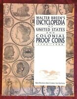 WALTER BREEN'S COMPLETE ENCYCLOPEDIA OF U. S. AND COLONIAL COINS COIN BOOK