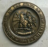 1962 NEW MEXICO GOLDEN ANNIVERSARY MEDAL   50TH ANNIVERSARY OF STATEHOOD