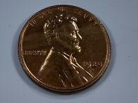 M5-23 LINCOLN PENNY 1929 D - UNCIRCULATED CONDITION - UNC
