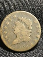 1808 CLASSIC HEAD LARGE CENTS S-278