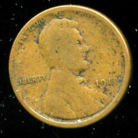 1917 S WHEAT CENT KEY DATE US CIRCULATED ONE LINCOLN  1 CENT U.S COIN 1285