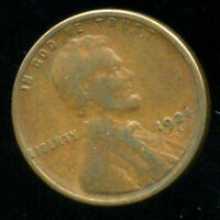 1924 S WHEAT CENT KEY DATE US CIRCULATED ONE LINCOLN  1 CENT U.S COIN 421