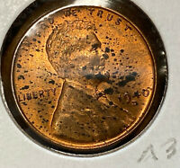 1940 D LINCOLN 1 BU FROM ORIGINAL ROLL  A3