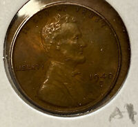 1940 D LINCOLN 1 FROM ORIGINAL ROLL BU  A1