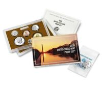 2020 US MINT PROOF SET  20RG  WITH EXTRA W NICKEL