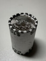 1  HALF DOLLAR BANK ROLL $10 FACE VALUE  20 COINS/ROLL  CIRCULATED MIXED DATES