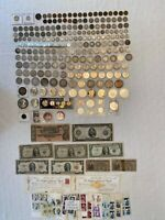GOLD SILVER COLLECTOR/INVESTOR US COIN LOT: RARE DATES TYPES