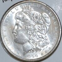 1890-P MS HIGH QUALITY UNCIRCULATED MORGAN SILVER DOLLAR $1 COIN UNC