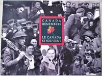 CANADA REMEMBERS 6 MEDAL SET OF 50TH ANNIV. OF THE END OF D DAY 1994