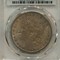 1897-S MORGAN DOLLAR PCGS MINT STATE 63  INCREDIBLE TONE / AMAZING DETAIL  739