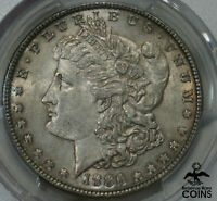 1886 UNITED STATES MORGAN DOLLAR COIN PCGS MINT STATE 61 VAM 21 LINE IN M MPD TOP 100