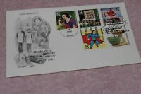 .01 1 CENT PENNY FINDS 1998 FDC FIRST DAY COVER CELEBRATE TH