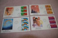 1 CENT PENNY FINDS FDC FIRST DAY COVER LOT 1988 SPECIAL OCCA